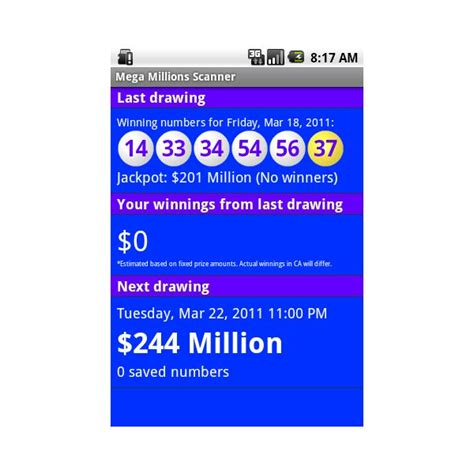 lottery scanner app android best lottery app for android