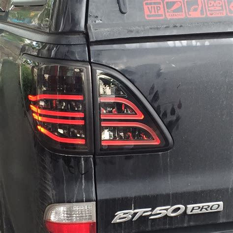 mazda is made in what country smoke led tail l light rear taillights for mazda bt50