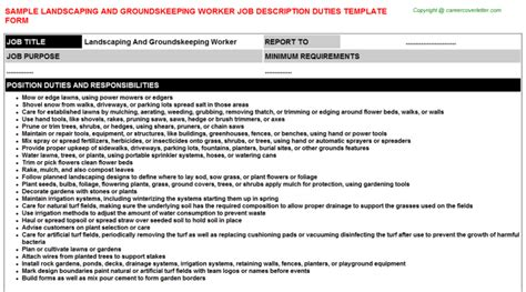 Landscape Description Definition Landscape Laborer Definition 28 Images Resume