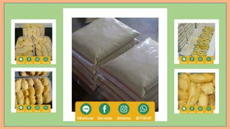 Durian Kupas Medan By Wak Durian 081910081601 supplier es krim durian supplier isi durian