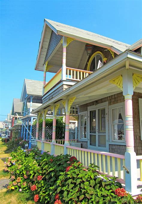 Oak Bluffs Cottages by Oak Bluffs Gingerbread Cottages 5 By Sellers