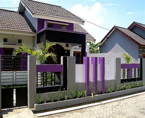 pagar rumah minimalis modern design rumah minimalis