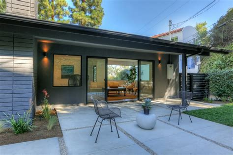 stylish modern ranch in the hollywood hills exuding a stylish modern ranch in the hollywood hills exuding a