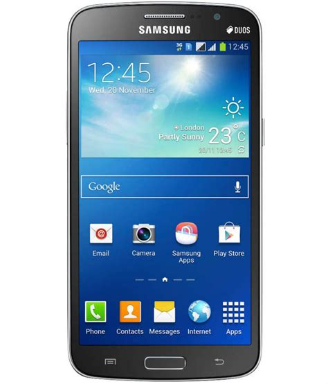 samsung gt e1205y samsung galaxy grand 2 grey available at snapdeal for rs 14989