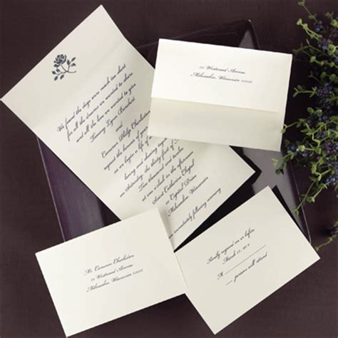 seal and send wedding invitations with photo wedding invitations seal and send wedding invitations
