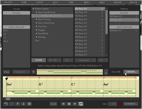 midi pattern library realguitar 5 musiclab bestservice de