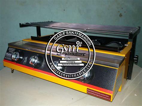 Alat Pemanggang Bakso Bakar alat pemanggang segala sate et k222 impor di madiun toko mesin madiun