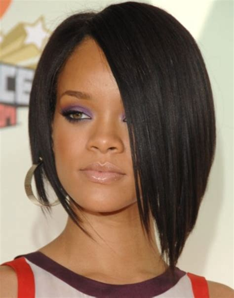 rihanna hairstyles bob haircut makes its debut on ellen todaycom rihanna hairstyles gallery 28 rihanna hair pictures