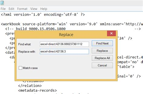 format xml file in notepad download free software how to save notepad as xml file