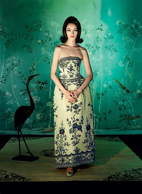 vogue and the metropolitan china through the looking glass creating home