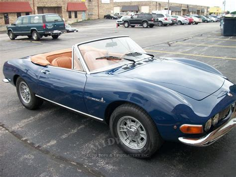 1967 fiat spider midwest auto tops upholstery 1967 fiat dino spider
