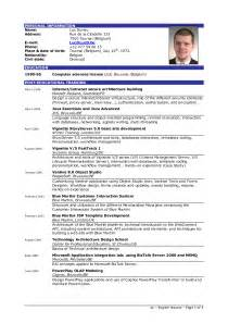 best resume template resume template best business template