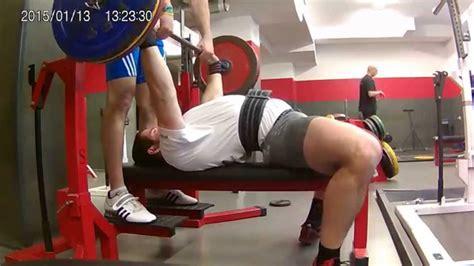 140 bench press bench press 140 kg x3 markov youtube