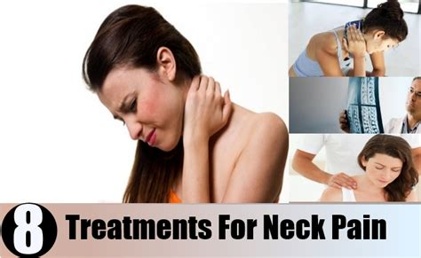 8 neck treatments treatments to relieve