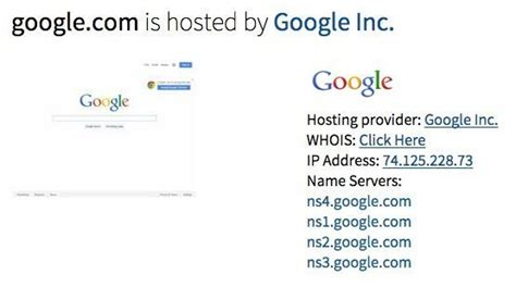 find   hosts  web site web hosting company