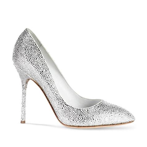 bridal shoes and clutch silver collection 2014 xcitefun net