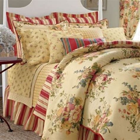 chaps by ralph lauren dylan queen 4 piece comforter set new
