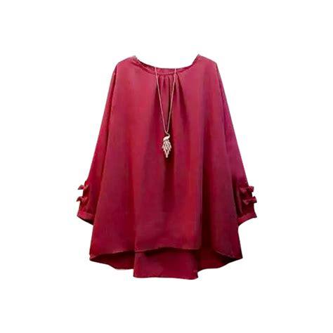 jual erkud top baju atasan murah baju muslim blouse
