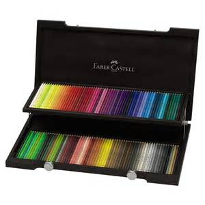 faber castell color pencils faber castell 120 polychromos colored pencils woodcase