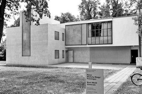 Bauhaus Dessau Walter Gropius by Walter Gropius In Dessau Part Ii The Masters Houses