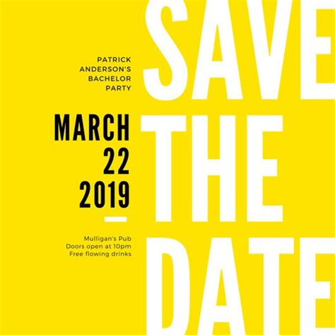 save the date business event templates save the date invitation templates canva