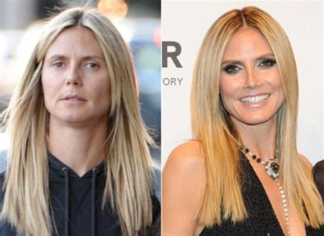 stars before and after makeup msn celebrities before and after makeup transformations
