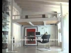 Small Loft Living Room Ideas by Loft Bed Living Room Design Ideas Youtube
