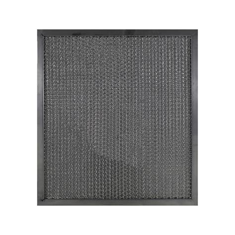 range fan filters broan nutone range vent aluminum grease filter kit