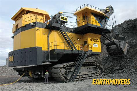 mining shovels gallery