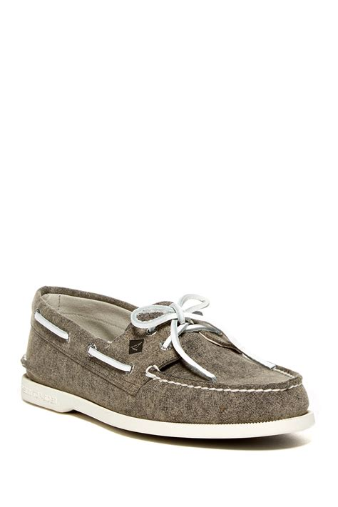 sperry authentic original 2 eye boat shoe nordstrom rack