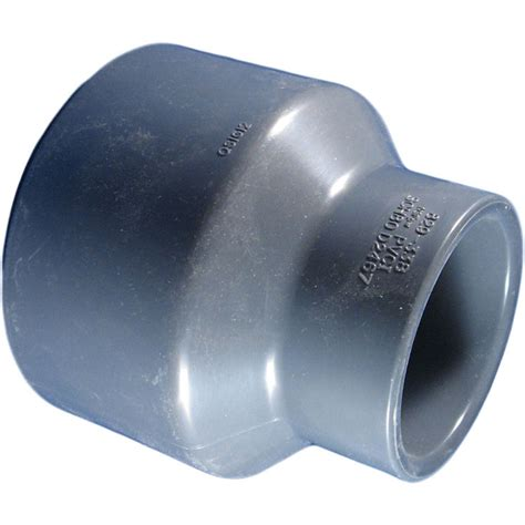 Reducer Pvc 3 quot x2 quot schedule 80 pvc bell reducer plumbersstock