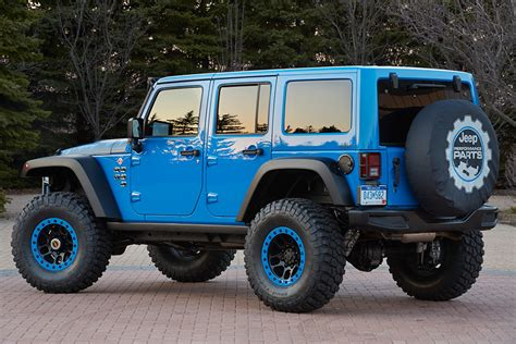 Moab Jeeps Jeep Reveals Six New Concept Vehicles For Moab 95 Octane