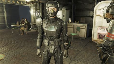 fallout 4 armor fallout 4 quot combat armor recolors ретекстур боевых доспехов