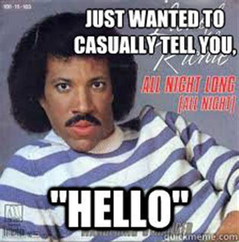 Lionel Richie Meme - lionel richie meme