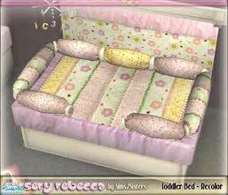 sims 3 toddler bed downloads sims 2 objects furnishing misc