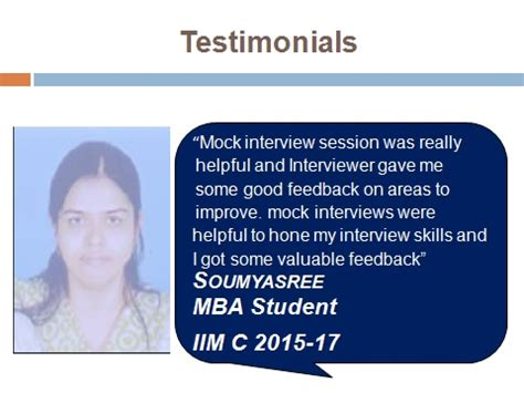 Stress Questions For Mba Students by Prepare With Iim Alumni Pinterview