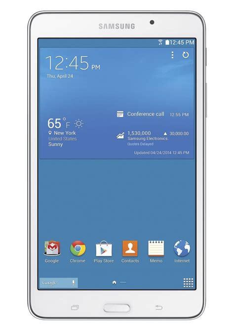 Samsung Galaxy Tab A 4 samsung galaxy tab 4 7 inch 8gb smt230nzwaxar