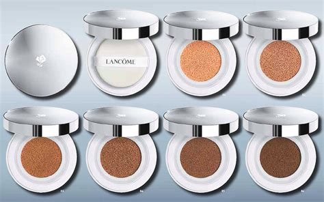 Lancome Bb Cushion lancome miracle cushion foundation beautygeeks