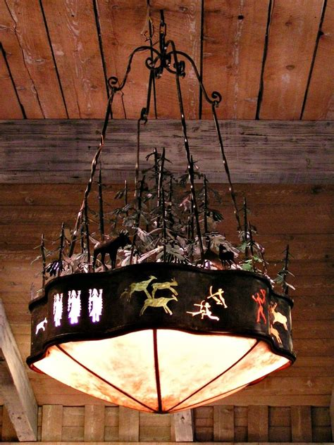 custom made chandelier made rustic chandelier by creations studio