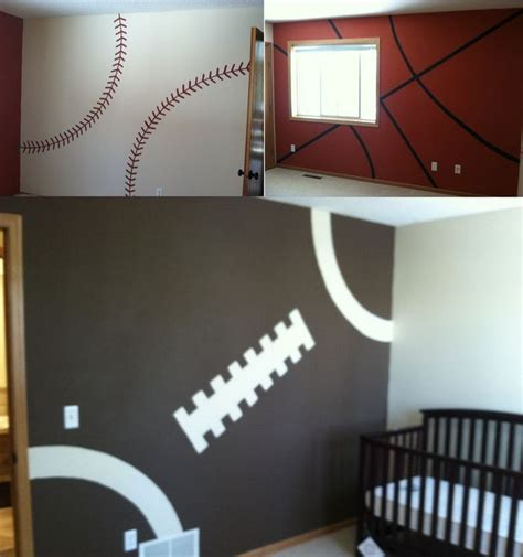 sports bedroom decor best 20 baseball theme bedrooms ideas on pinterest