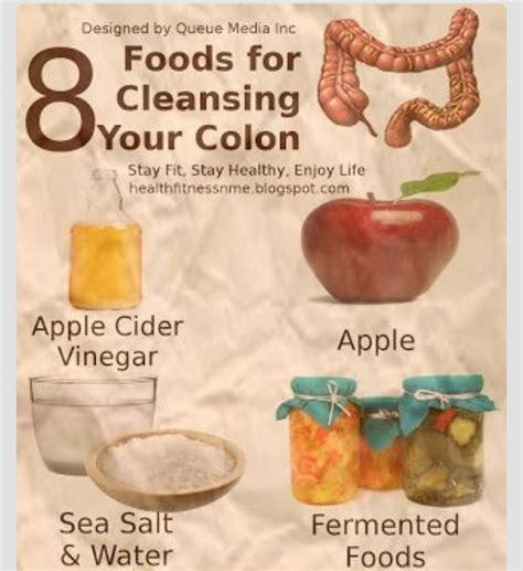 Foods To Detox Intestines by Foods To Cleanse Your Colon Musely