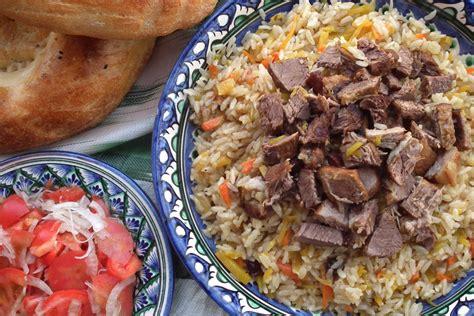 uzbek national cuisine main courses uzbek plov a symbol of uzbek hospitality
