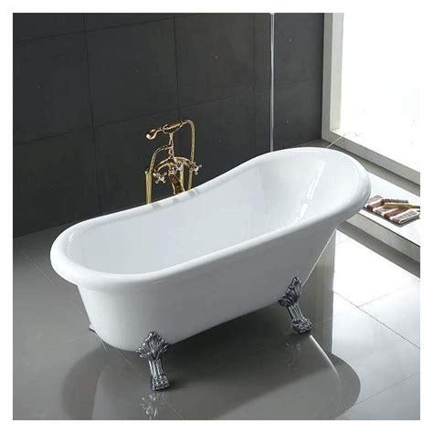 vasca da bagno con piedini vasca da bagno freestanding con piedini retr 242 vintage