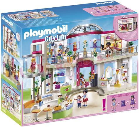 playmobil sheriff huis playmobil groot winkelcentrum 5485 uitverkocht farm