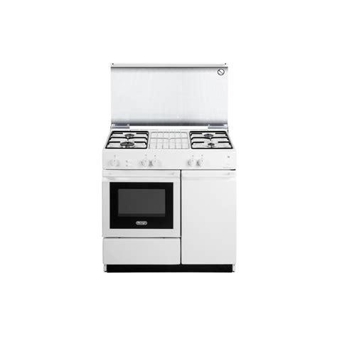 coperchio cucina cucina de longhi sggw854n 86x50 forno a gas con