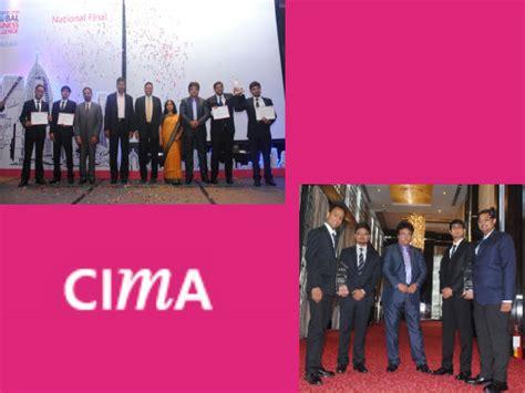Mba Challenge 2014 by Iit Kharagpur Wins Cima India Global Business Challenge