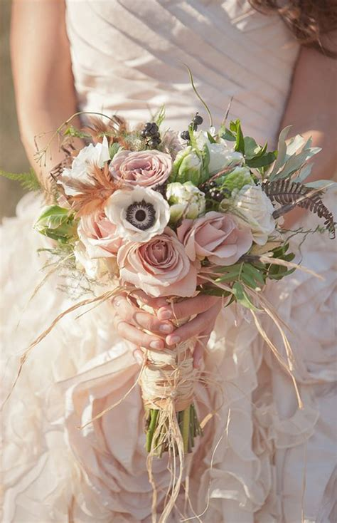 22 rustic wedding details ideas you can t miss for 2017 stylish wedd - Wedding Flower Ideas Pictures