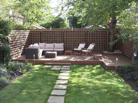 modern backyards 25 landscape design for small spaces modern backyard