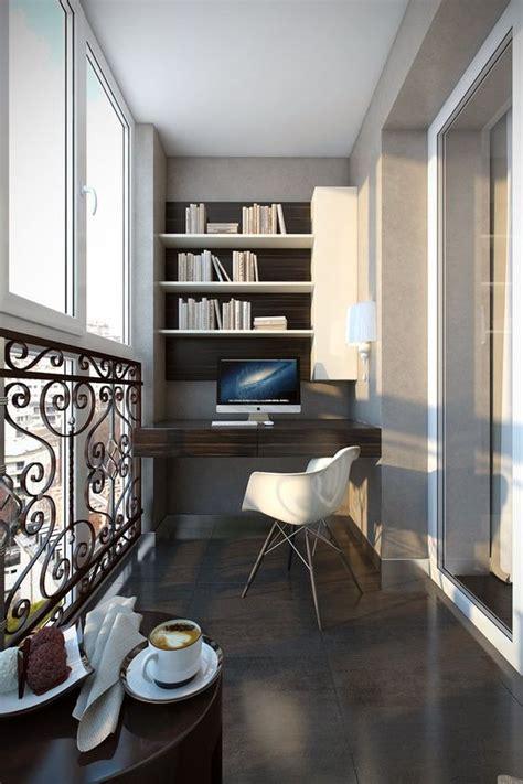 small enclosed balcony designs