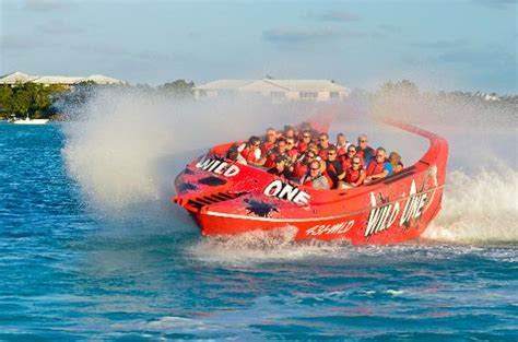 wild jet boat rides thrill seekers tour in the turks caicos picture of